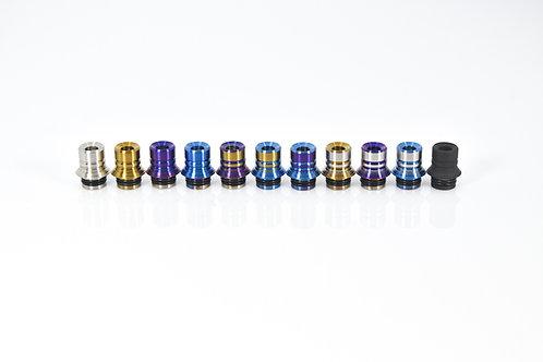 Titanium DripTip v2 (510 standard)
