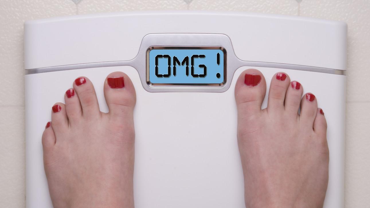 Why I LIKE the Bathroom Scale