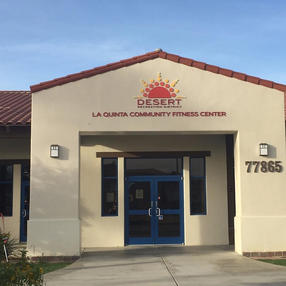 La Quinta fitness center