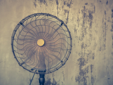 Beating the Heat & Keeping Cool: Advice for an Aging Population