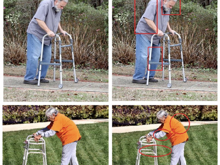 Assistance, Please - Mobility for Seniors