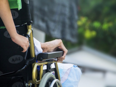 Reducing Injury When Caring for a Loved One by Guest Blogger Chris Corpuz