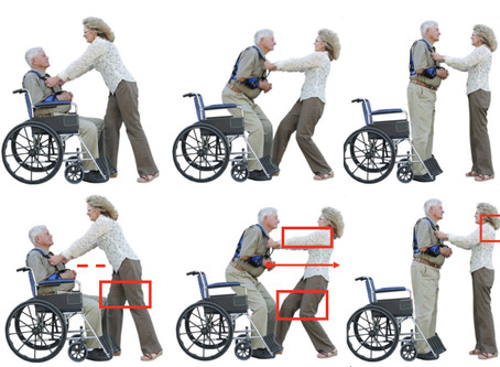 Transferring with an Assistive Device