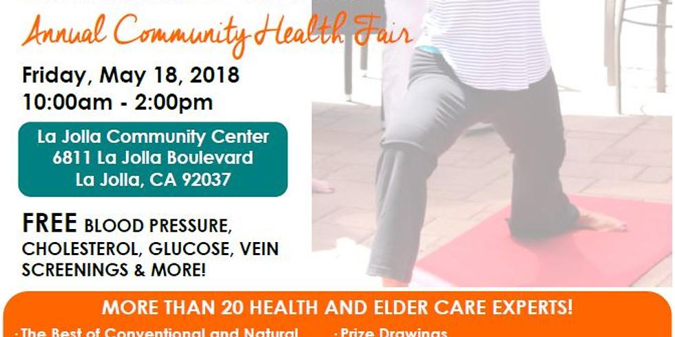6th Annual Healthy Living Fair!