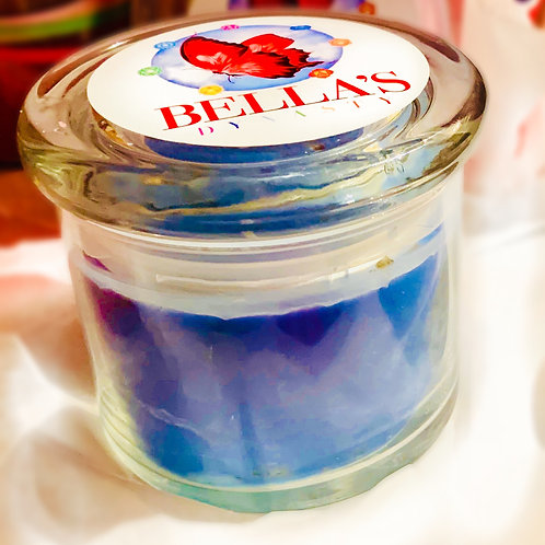 Bella's Sage Scented Cleansing Candles (large)