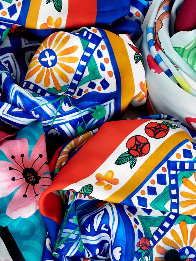 Pañuelos Mawa
