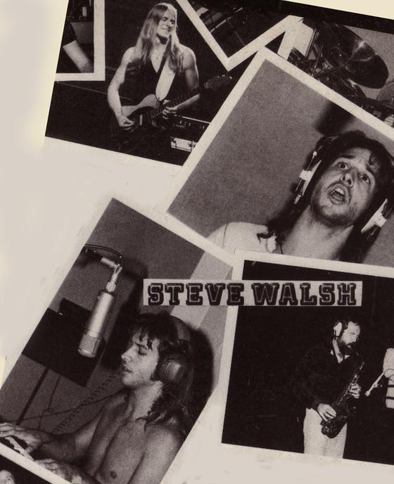 Steve Walsh Collaborators - Steve Morse