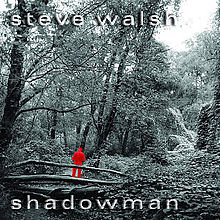 Shadowman CD featuring 2 Bonus Tracks