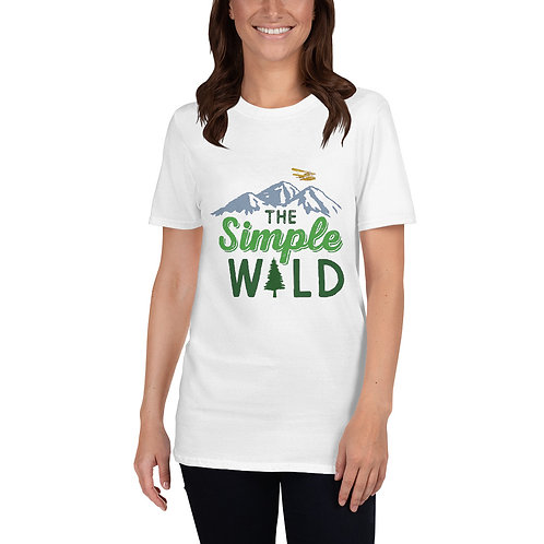 The Simple Wild Short-Sleeve Unisex T-Shirt