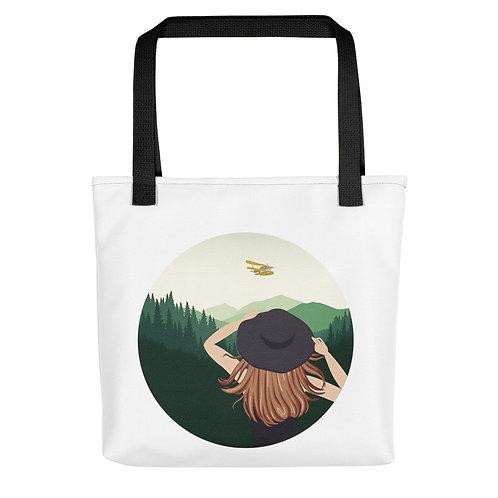 Calla in the Wild Tote Bag