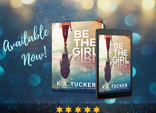 Be the Girl is Available Now!