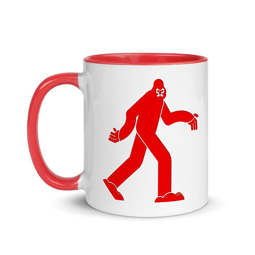 Angry Yeti 11 oz Ceramic Mug