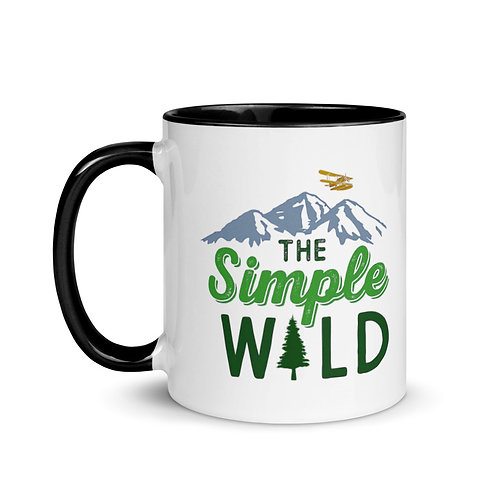 The Simple Wild 11 oz Ceramic Mug