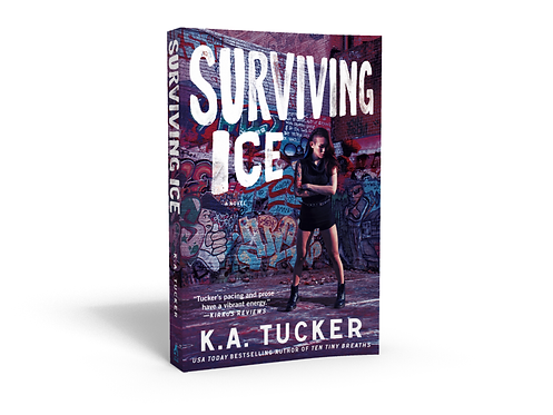 Surviving Ice - Signed Paperback