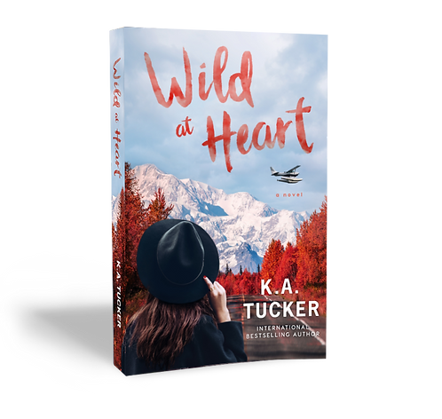 Wild at Heart - Signed Paperback