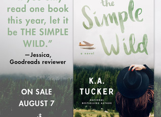 The Simple Wild is almost here!