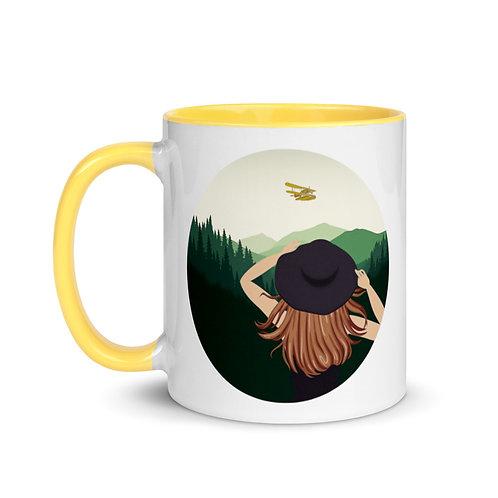 Calla in the Wild 11oz Ceramic Mug