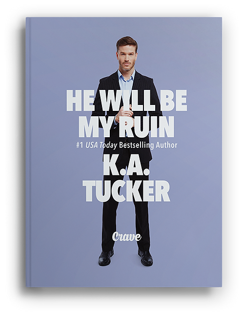 He Will Be My Ruin - Signed Limited Edition Hardcover (illustrated)