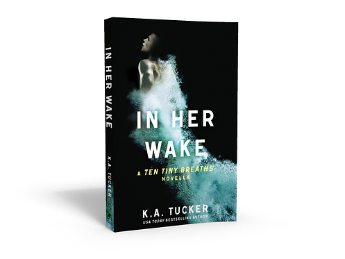 In Her Wake - Signed Paperback