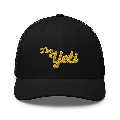 The Yeti Trucker Cap