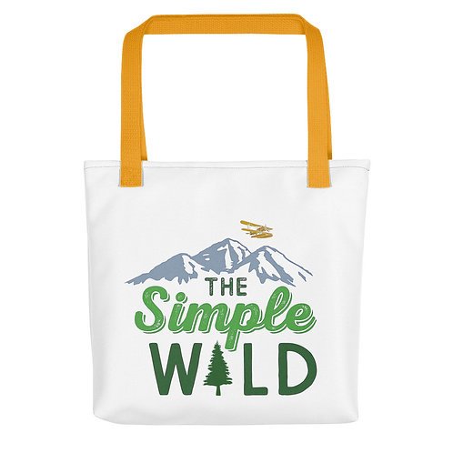 The Simple Wild Tote Bag