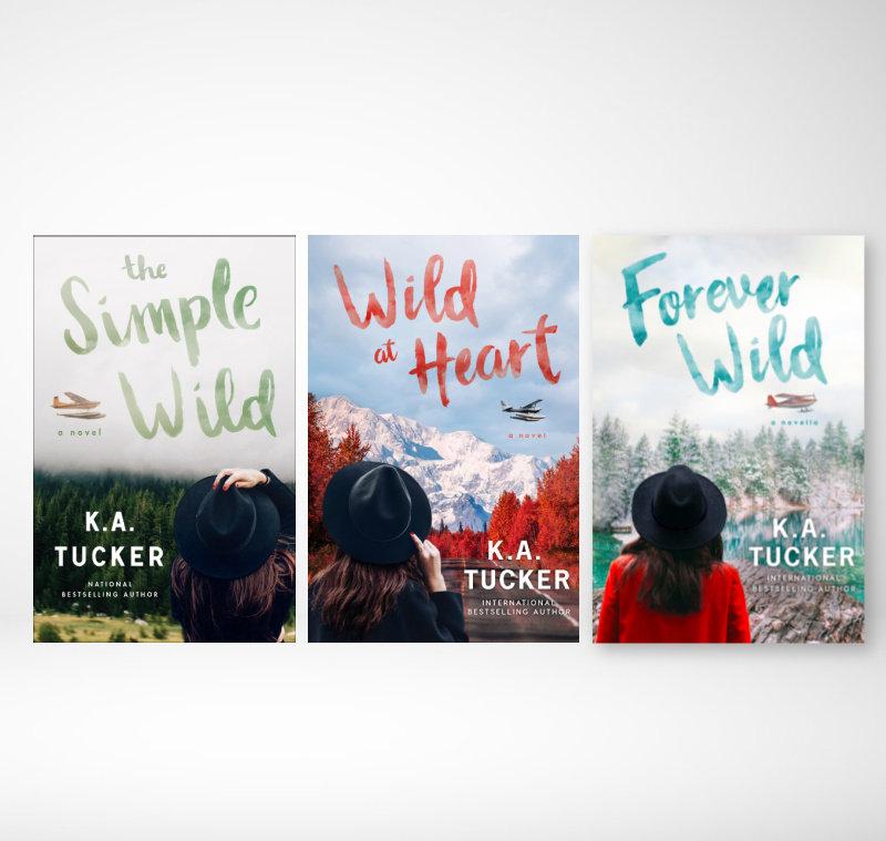 The Simple Wild bundle | K.A. Tucker