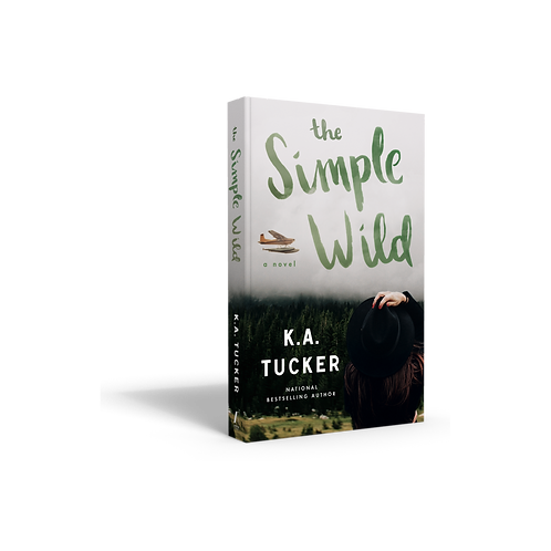 The Simple Wild - Signed Paperback