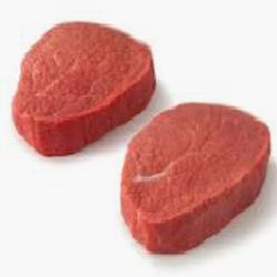 1.37# Beef Round Steak