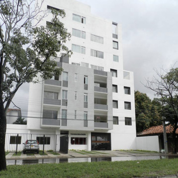 Barú. Apartment House