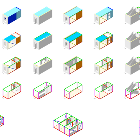 Modular House System