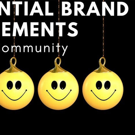 Influential Brand Elements: Community