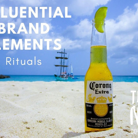 Influential Brand Elements: Rituals