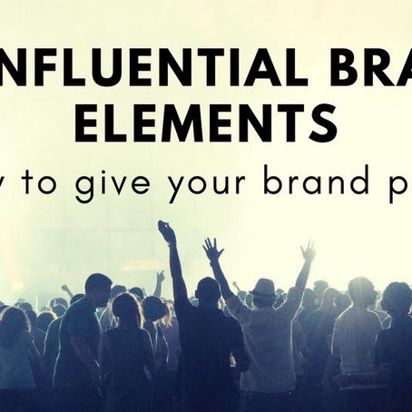 10 Elements of an Influential Brand