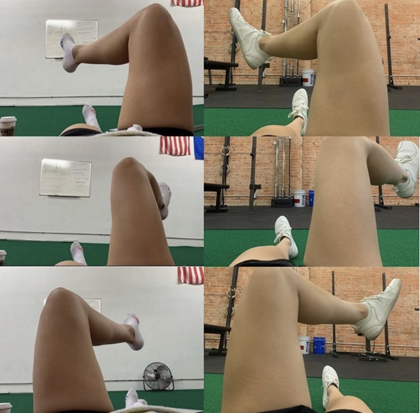 Hip Internal and External Rotation