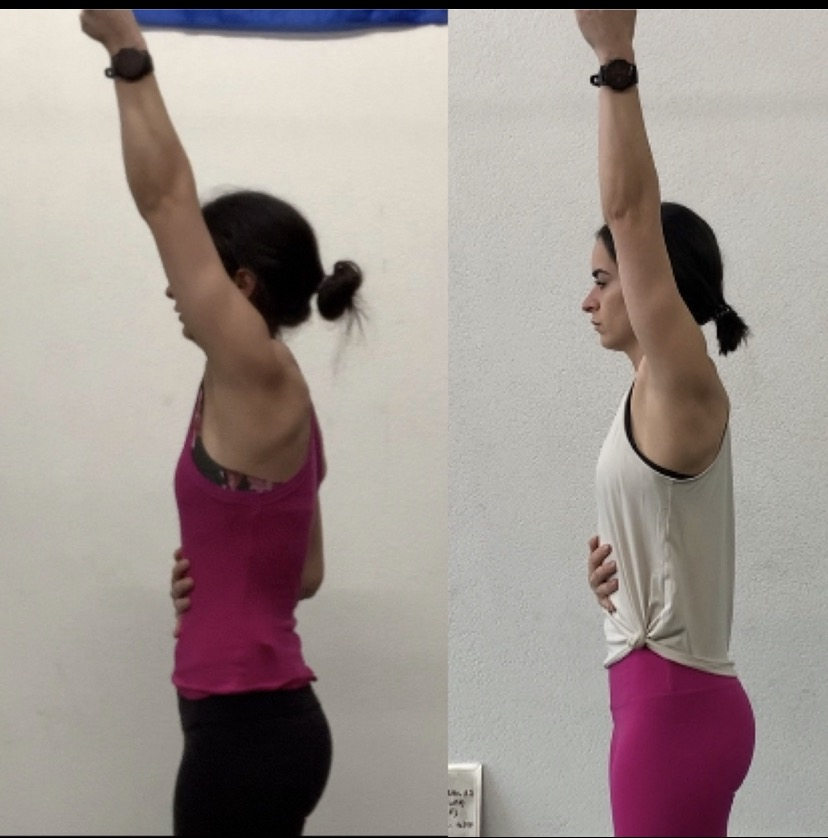 Shoulder Flexion