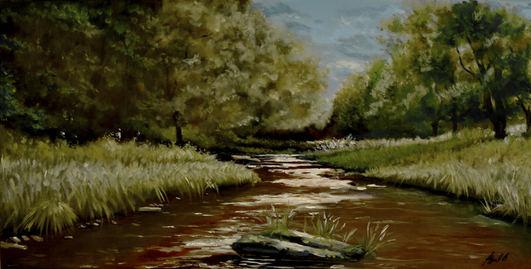 Backwater Creek