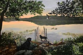 Mirror Lake NH