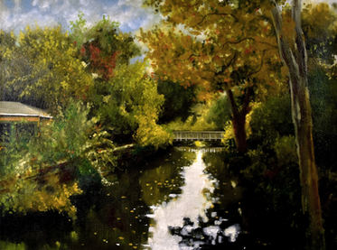 Lambertville NJ Canal