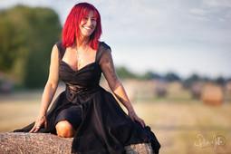 séance de photo pour album et promo Belles rebelles
