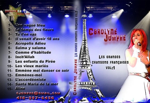 Les grandes chansons Françaises vol 1