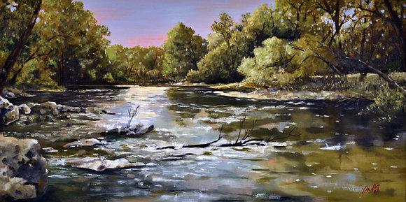 Shoal Creek, Joplin, Missouri