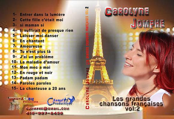 Les grandes chansons Françaises vol 2