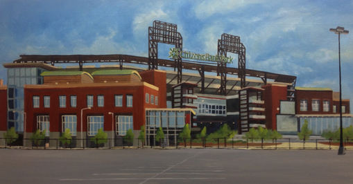 Citizens Bank Park - Home of the Phillies