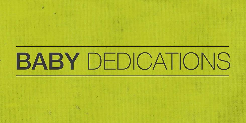 Baby Dedication (1)