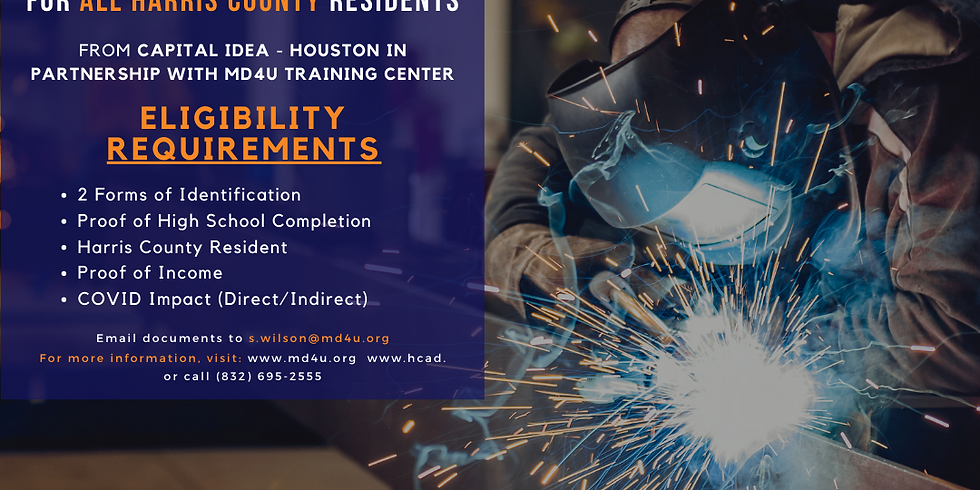 Free Welding Certification Training Course