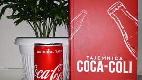 """Tajemnica Coca-Coli"" Michał Matlengiewicz"