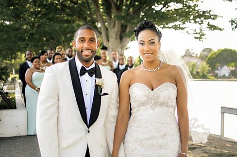Stephanie + Tyrone