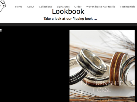 Flippin' 'eck! Look at our lookbook!