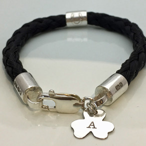 Bracelet for Jonty Evans' Art crowdfunding