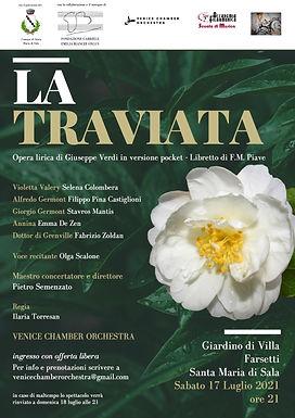 La Traviata a Santa Maria di Sala